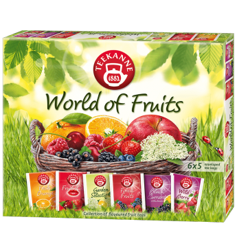 World of Fruits Collection