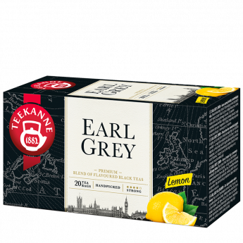 Earl Grey Lemon