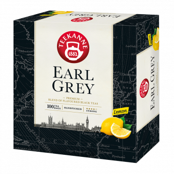 Earl Grey Lemon 100
