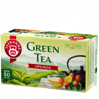 Green Tea Opuncia 50