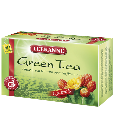 Green Tea Opuncia 40