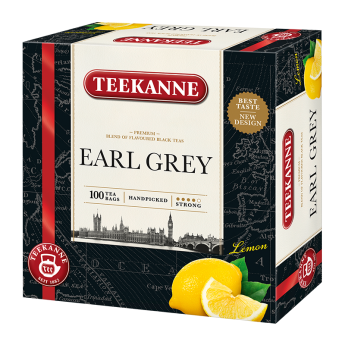Earl Grey Lemon z witamina C 100