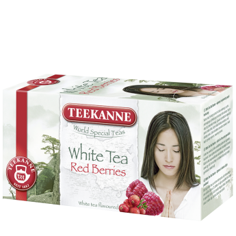 White Tea Red Berries